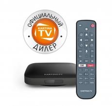 Kartina Eva IPTV Receiver IP-Box Streaming H.265 WLAN 4k UHD Dune HD