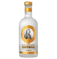 Vodka Imperial Collection Gold, 0,7l