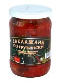 Baklagany in Scharfer Sauce 520g