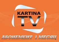 Kartina.TV fuer 1 Monat Premium, (ohne Vertragsbindung)