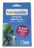 Lyca Mobile SIM-Karte