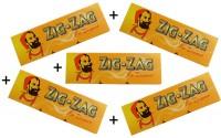 ZIG-ZAG Blättchen No.606 50 Blatt / 5er