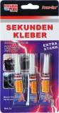 Sekunden Kleber Power Line 3 St Pack