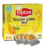 Lipton Tee Yellow Label 100 St
