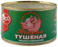 Eingelegtes Schweinefleisch 400g