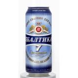 Bier Baltika 7 in Dose