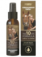 Haarspray Horse Force 100 ml, Top 10 Oils