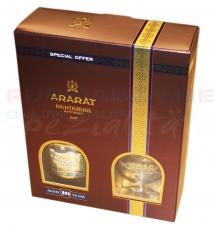 Armenian Brandy Ararat 10* Akhtamar Special Offer