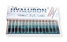 15 x 2ml HYALURON Ampullen Hyaluronsäure Pflege Antifalten Serum Anti Aging