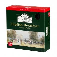 Ahmad Tea - English Breakfast 100 Teebeutel x 2g