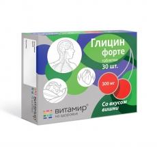 Vitamir - Glycin Forte, 30 Tabl.