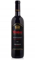Rotwein aus Georgien Mildiani Pirosmani
