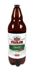 Russisches Bier Obolon 2L