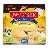 Tortenboden für Torte Коржи Медовик