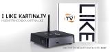 Kartina TV Like HD IPTV Receiver