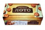 Russisches Lotto Русское лото Gesellschafts Spiel Familienspiel Bingo