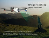 Hubsan H117S Zino Drohne GPS 4K Camera 3-Axel Gimbal RC, Tasche, 2 Batterien