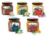Altai-Honig aus Russland sibirische Honig 550g алтайский мед