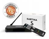 KartinaTV S DUNE HD IPTV Receiver Приставка Картина ТВ